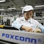 Foxconn сообщает о спаде продаж