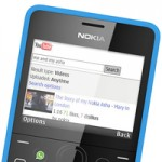Nokia Asha 210 — QWERTY бюджетник за 72 доллара