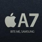 Samsung не будет производить чипы для Apple