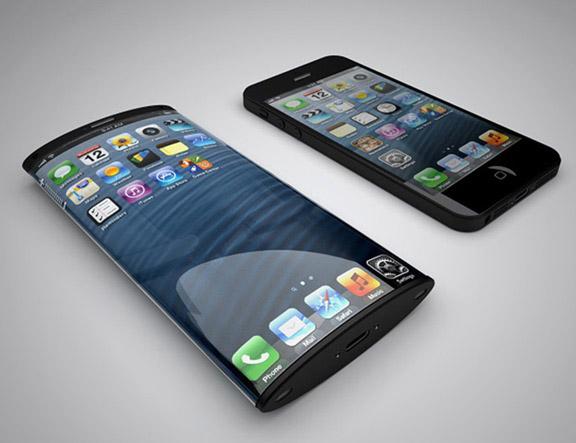 Новый концепт iPhone 6 теперь с изогнутым дисплеем | ПростоMAC