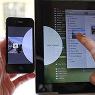 Прямая передача файлов с iPhone на Mac