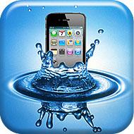 Уронили iPhone в воду? Не беда