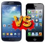 iPhone 5 vs. Galaxy S IV: Тесты производительности в играх [Видео]