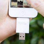iFlash — небольшая флешка для iPhone и iPad