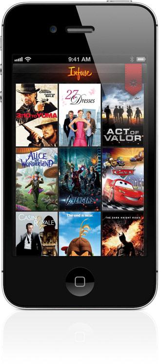 Videoplayer s mnozhestvom formatov dlya iPhone