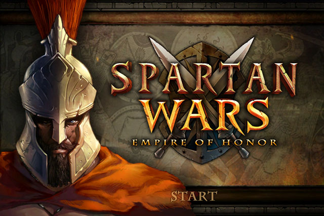 Spartan Wars for iPhone