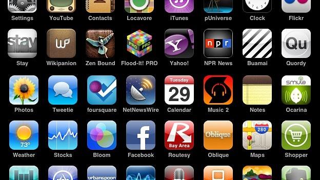 Samie popularnye prilozheniya v App Store