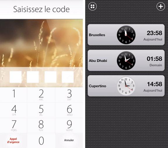 Mnogofunkcionalnyj dashboard v iOS 7