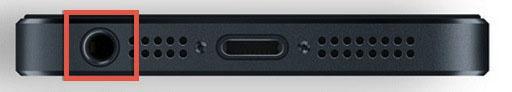 3,5 mini jack iPhone 5