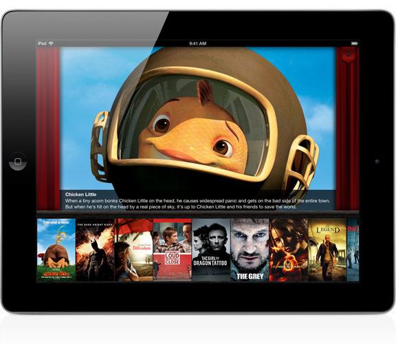 Videoplayer s mnozhestvom formatov dlya iPad