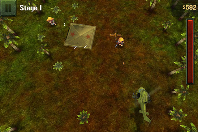 Helicopter Shooter for iPod touch