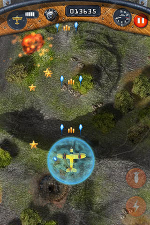 Air Combat for iPod touch