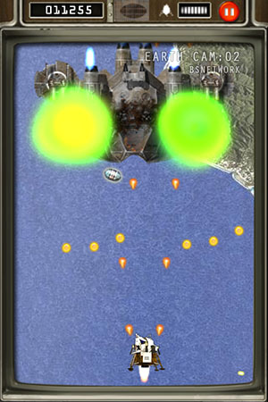 Air Shooter for iPad