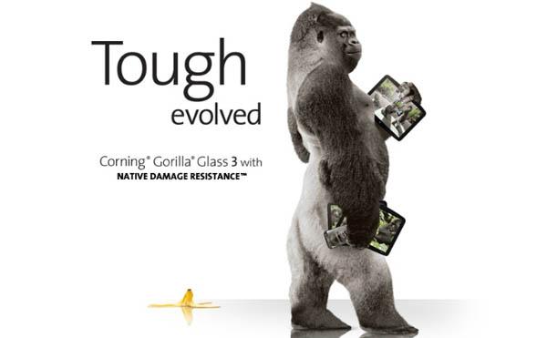 Gorilla Glass 3