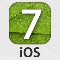 Концепт iOS 7 и iPhone 6
