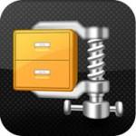 Открываем файлы *.zip и распаковываем архивы на iPhone и iPad