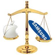 Apple ustupila Samsung