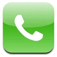 Phone app iOS