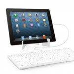 Macally iKeyLT — еще одна проводная клавиатура для яблочных мобильных устройств