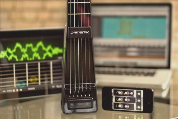 JamStik — необычная гитара для iPad и iPhone | ПростоMAC