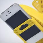 Высокая мода: На 3D-принтере напечатали туфли с карманом для iPhone