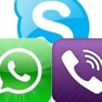 МТС не любит Skype, Viber и им подобных