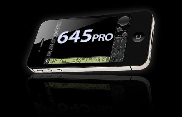 Фотокамера 645 PRO