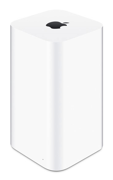 AirPort Time Capsule и AirPort Extreme