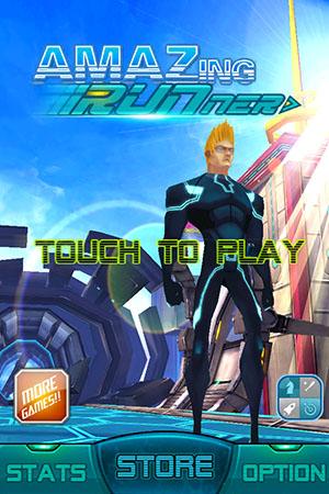 Runner для iPhone
