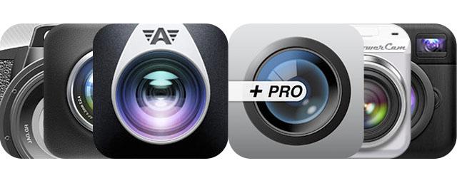 Голосование за лучшую фотокамеру для iPhone
