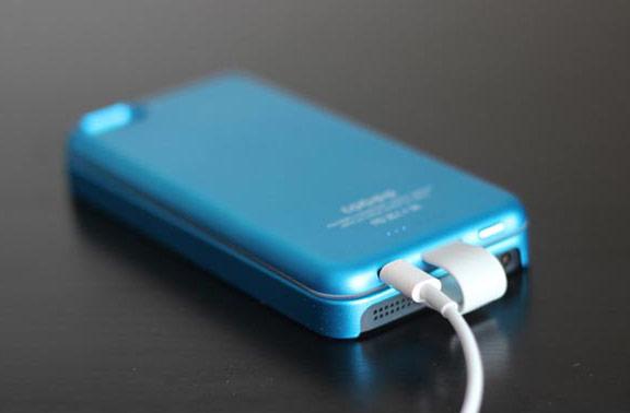 Case-Sticky-on Removable External Battery