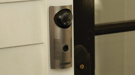 Дверной глазок с Wi-Fi