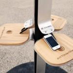 Street Charge — общественная зарядная станция для смартфонов и планшетов