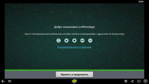 WhatsApp Messenger for Windows