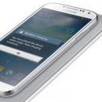 Samsung представила комплект для беспроводной зарядки Galaxy S4