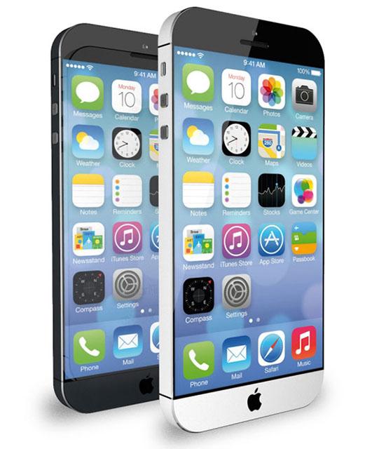 iPhone 6 с 4,3-дюймовым экраном