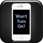 iPhone не включается. Что делать?