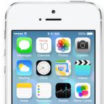 iOS 7 — действительно новый дизайн и много интересных функций
