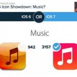 Новые иконки в iOS 7. Мнение пользователей