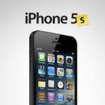 Фото передней панели iPhone 5S на сборочном конвейере