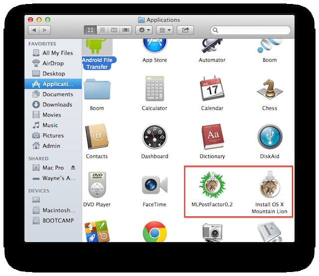 А Вот Как Выглядит Десктоп В Mac Os X!  Всё Для Жизни
