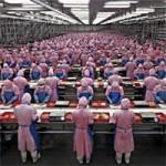 Foxconn нанимает 90 000 сотрудников для сборки iPhone 5S