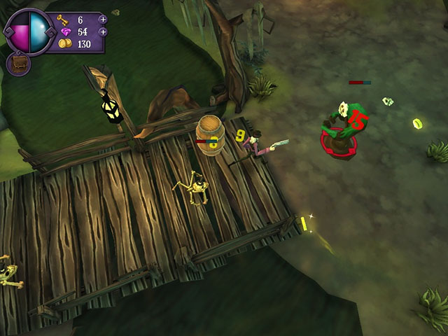Action/RPG для iPod touch
