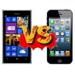 Lumia 925 vs. iPhone 5: Кто лучше записывает видео в 1080p?