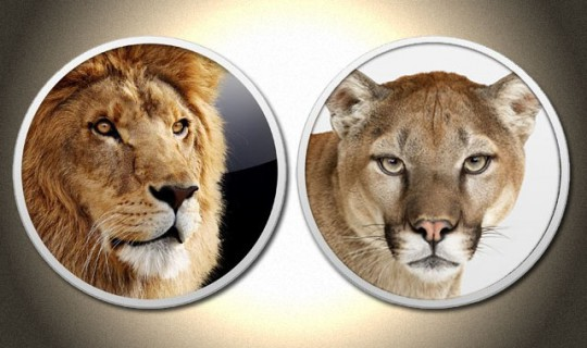Две версии OS X на одном Mac