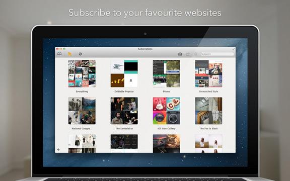 Цифровой фотоальбом для Mac