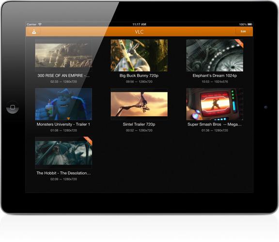 Один из лучших медиаплееров для iPad