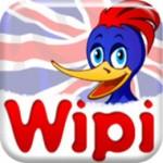 Wipi: Учим английские слова быстро, просто и весело!