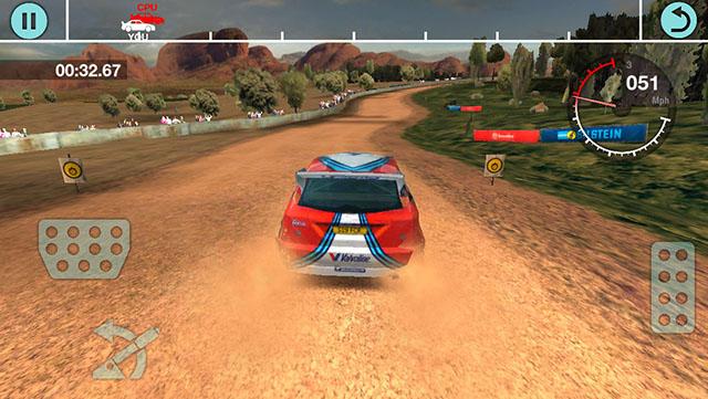 Раллийные гонки для iOS