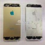 iPhone 5S все-таки выпустят в «золотом» цвете?